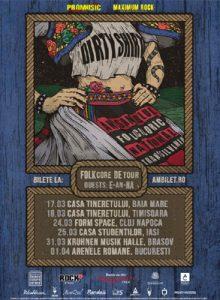 Dirty Shirt – FolkCore De Tour