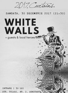 White Walls + guests