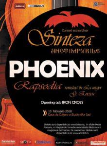 Phoenix Rapsodia – Iasi