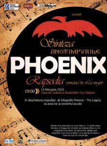 Phoenix Rapsodia – Cluj