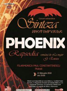 Phoenix Rapsodia – Ploiesti