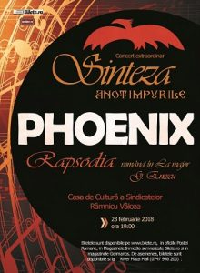 Phoenix Rapsodia – Rm. Valcea