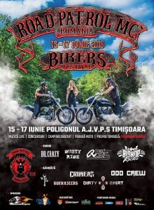 Road Patrol MC Romania Bikers Festival 2018