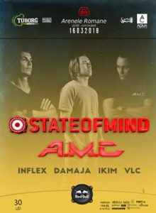 Arena dnb: State of Mind, A.M.C