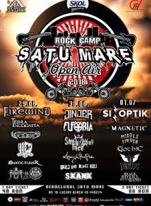 Rock Camp Satu Mare