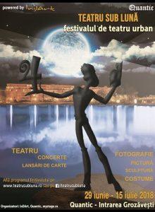 Festivalul Teatru sub Luna