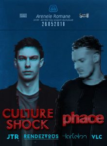 Arena dnb: Phace si Culture Shock
