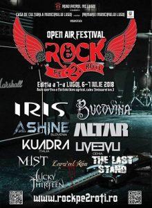 Rock pe 2Roti open air festival