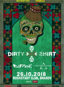 Dirty Shirt – Club Rockstadt Brasov
