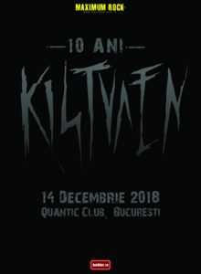 Kistvaen -turneu aniversar 10 ani -Bucuresti