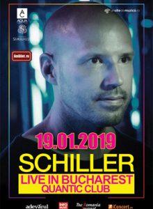 Schiller -tour 2019 Klangwelten