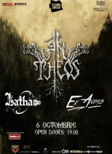 AnTheos, Isatha (Hu) si Ex Animus la Cluj-Napoca