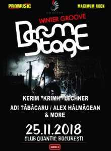 DrumStage – Winter Groove