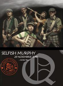 Selfish Murphy –@Quantic