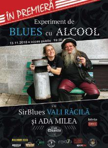 SirBlues Vali Racila si Ada Milea