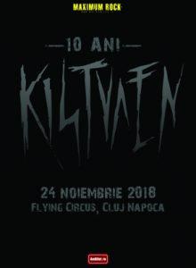 Kistvaen -turneu aniversar 10 ani -Cluj Napoca