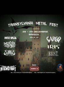 Transylvania Metal Fest la Brasov-ANULAT