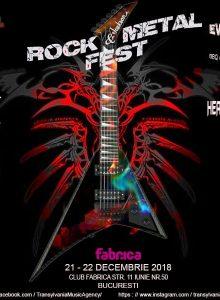 ROCK & METAL FEST la Bucuresti