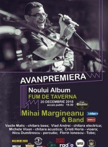 "Mihai Margineanu &Band, albumul ""Fum de Taverna"""