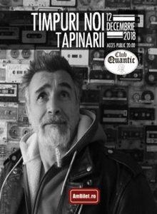 Timpuri Noi (electric) vs Tapinarii live @Quantic