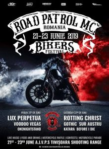Road Patrol MC Romania Bikers Festival 2019