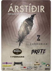 Árstíðir / Zammorian / Brute