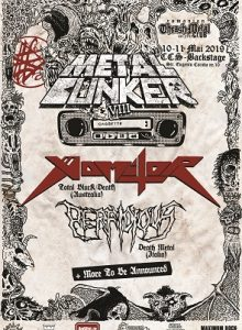 Metal Bunker VIII