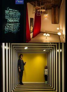 Museum of Senses -Muzeul simturilor