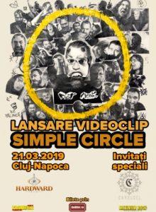 RIOT MONK – lansare videoclip (Cluj-Napoca)