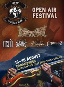 Gugulan Rock Open Air Festival 2019