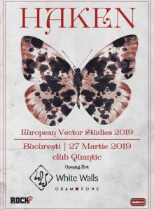 Haken -European Vector Studies 2019