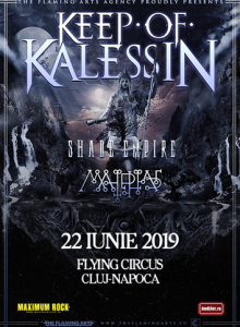 Keep of Kalessin, Shade Empire si Malphas