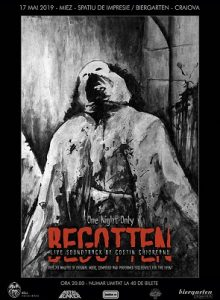Begotten -live soundtrack by Costin Chioreanu