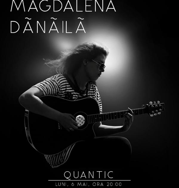 Poster Maria - Quantic