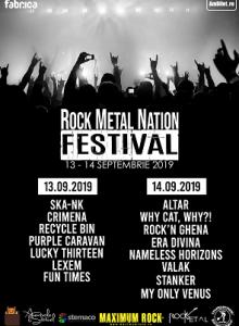 Rock Metal Nation Fest #1