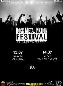 Rock Metal Nation Fest #1