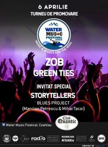 Water Music Festival on tour