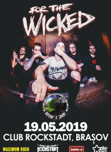 For The Wicked, Before I Die / Rockstadt, Brasov