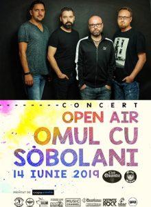 Concert Open Air – Omul cu Sobolani