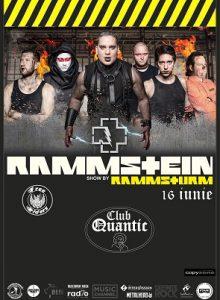 RAMMSTURM /HU – Trupa Tribut Rammstein