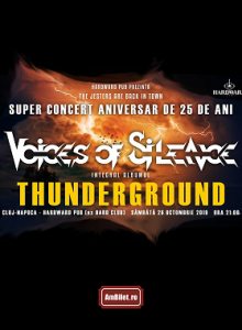 Voices of Silence – aniversare 25 de ani