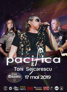 Concert Pacifica si Toni Seicarescu (Concert ANULAT)