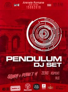 Arena dnb: Pendulum Dj set, Gojira & Planet H, Zero Aspekt