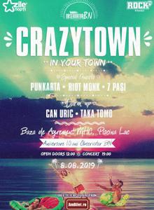 Crazy Town, Punkarta siRiot Monk
