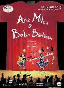 Ada Milea si Bobo Burlacianu – Concert cu bucati din concerte