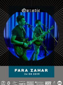 Concert acustic Fara Zahar