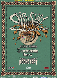 Dirty Shirt la club Rockstadt Brasov