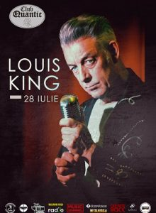 "Louis King ""The King of the Rockin' Blues""- Australia"