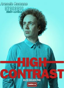 High Contrast – Arena dnb