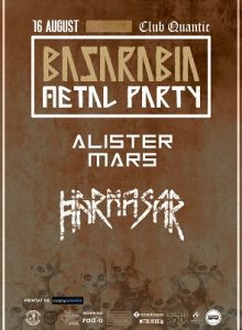 Basarabia Metal Party / Harmasar & Alister Mars